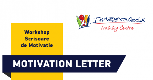 Workshop Scrisoare de Motivatie