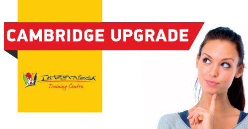 Cambridge Upgrade – Curs de pregatire