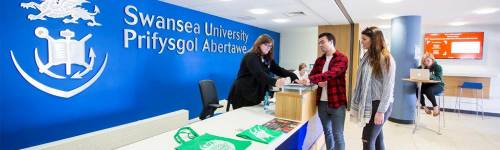 Study in the UK at Swansea University!