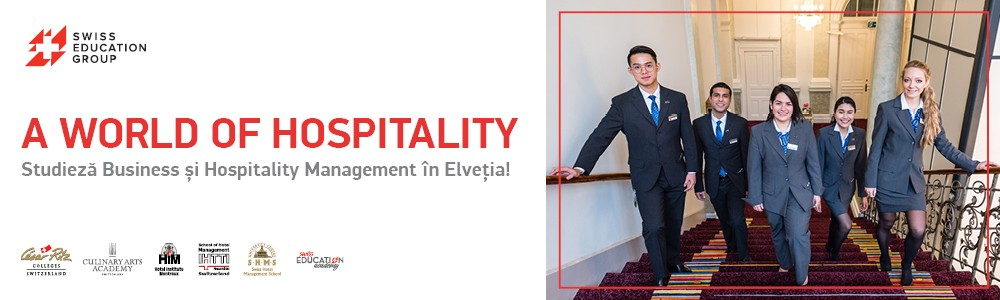 A World of Hospitality by Swiss Education Group